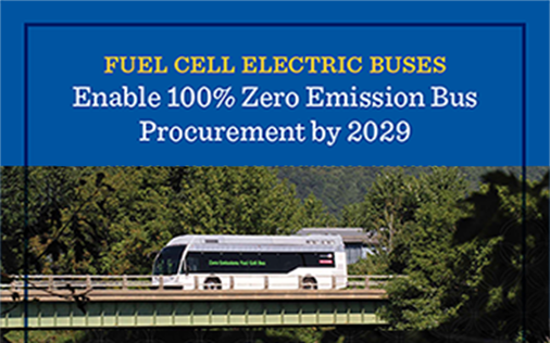 2019 CaFCP Fuel Cell Electric Bus Road Map blog